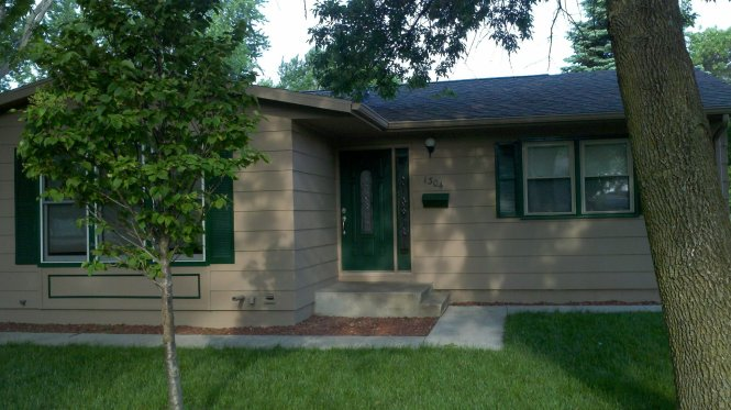 I bought my first home in Ames!