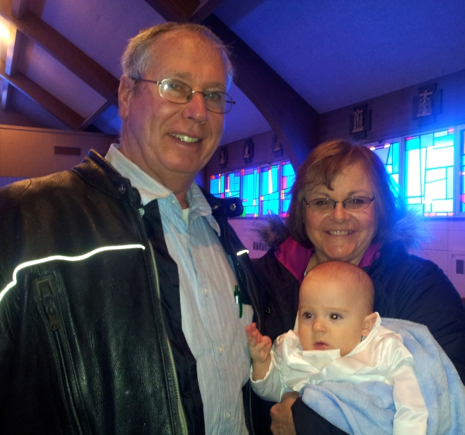 Requisite Gramma and Grandpa pic.